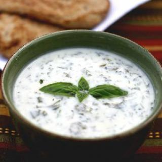 Yoghurt, Herb And Walnut DIP